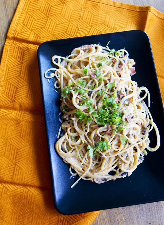 pastasås